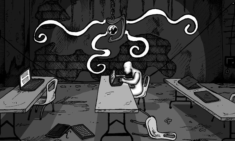 👻 ghostwriters | Diário #2