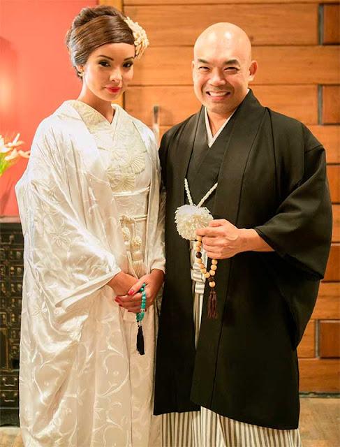 Casamento Budista e Japonês, Hiro e Akira