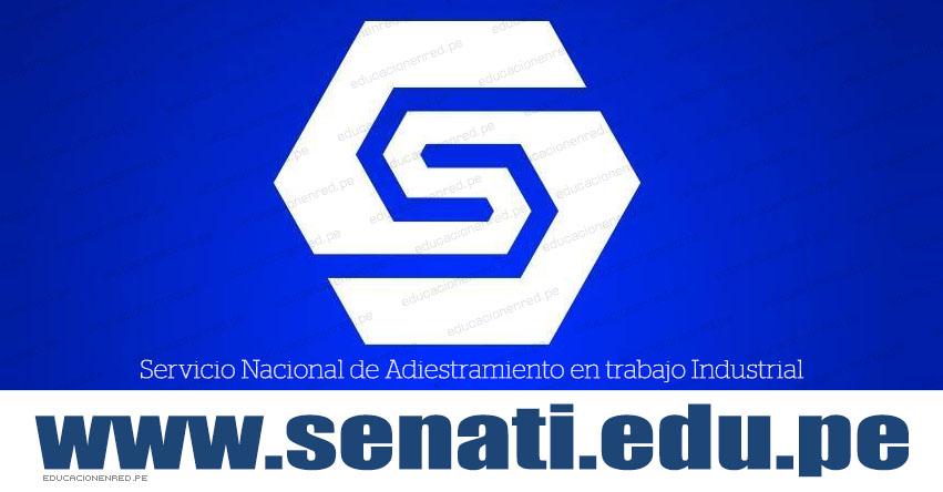 Resultados SENATI 2019-1 (Domingo 17 Marzo) Lista de Ingresantes Prueba de Aptitud - Servicio Nacional de Adiestramiento en trabajo Industrial - www.senati.edu.pe