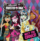 Monster High Meet the Ghouls! (Welcome to Monster High) Book Item