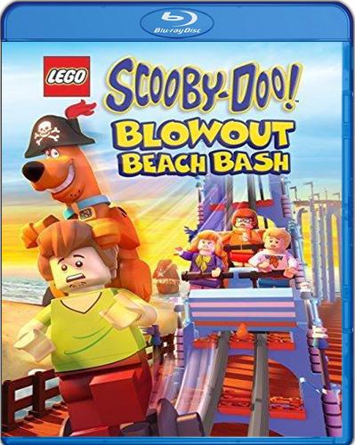Lego Scooby-Doo! Blowout Beach Bash [2017] [BD25] [Latino – Castellano]