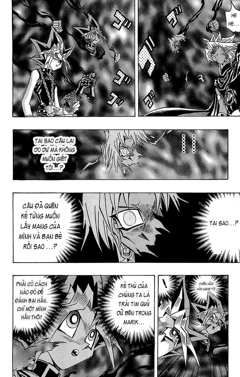 YUGI-OH! chap 273 - kiếm thần - khiên thần trang 7