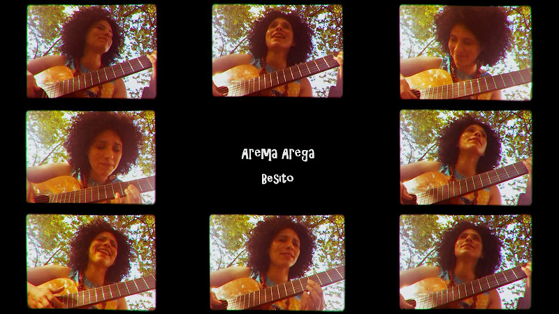 Arema Arega - ¨Besito¨ - Videoclip. Portal del Vídeo Clip Cubano