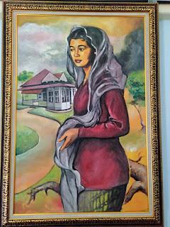 Lukisan Fatmawati
