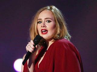 Singer Adele earned money from her music