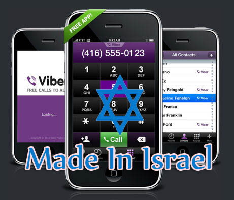 viber made in israel
