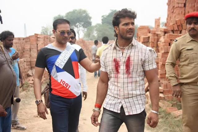 राहुल कपूर और खेसारी लाल यादव  की ''होगे प्यार की जीत'' की शूटिंग पूरी ! | Rahul Kapoor & Khesari Lal Yadav's  Hogi Pyaar Ki Jeet shooting Completed