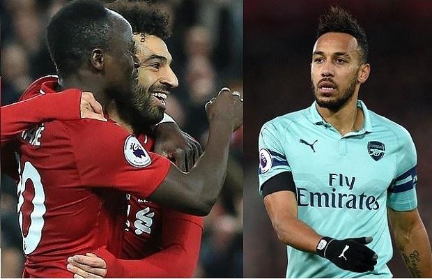 Salah, Mane et Aubameyang qui remportera le titre de joueur africain de l'année ?