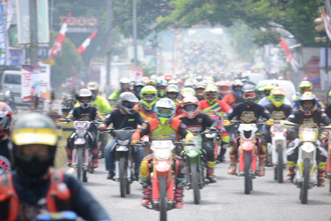 Ribuan Raider Ikuti Jelajah Alam Arung Palakka Part 4