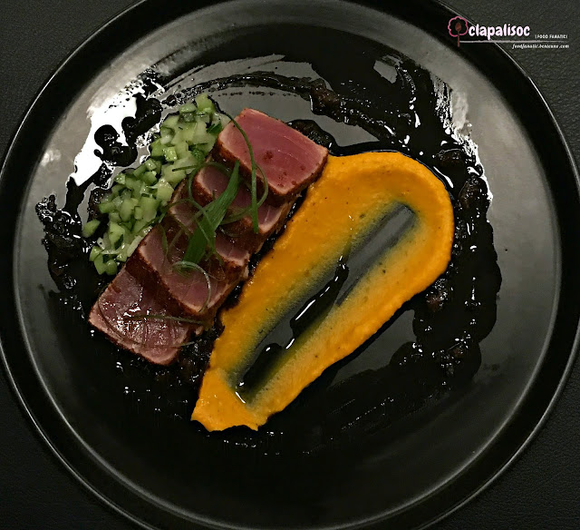 Blacked Tuna Loin from Hook Uptown Parade