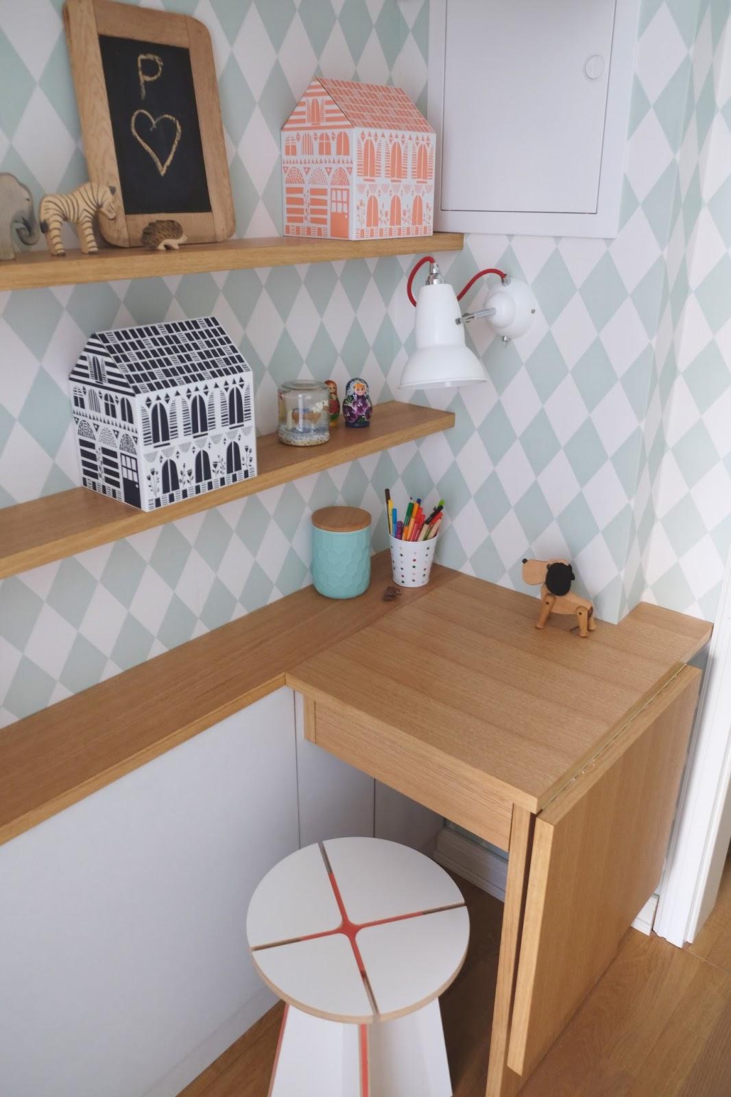 hej hanse kommt mit ins mini kinderzimmer. Black Bedroom Furniture Sets. Home Design Ideas