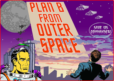 Plan B from Outer Space-au