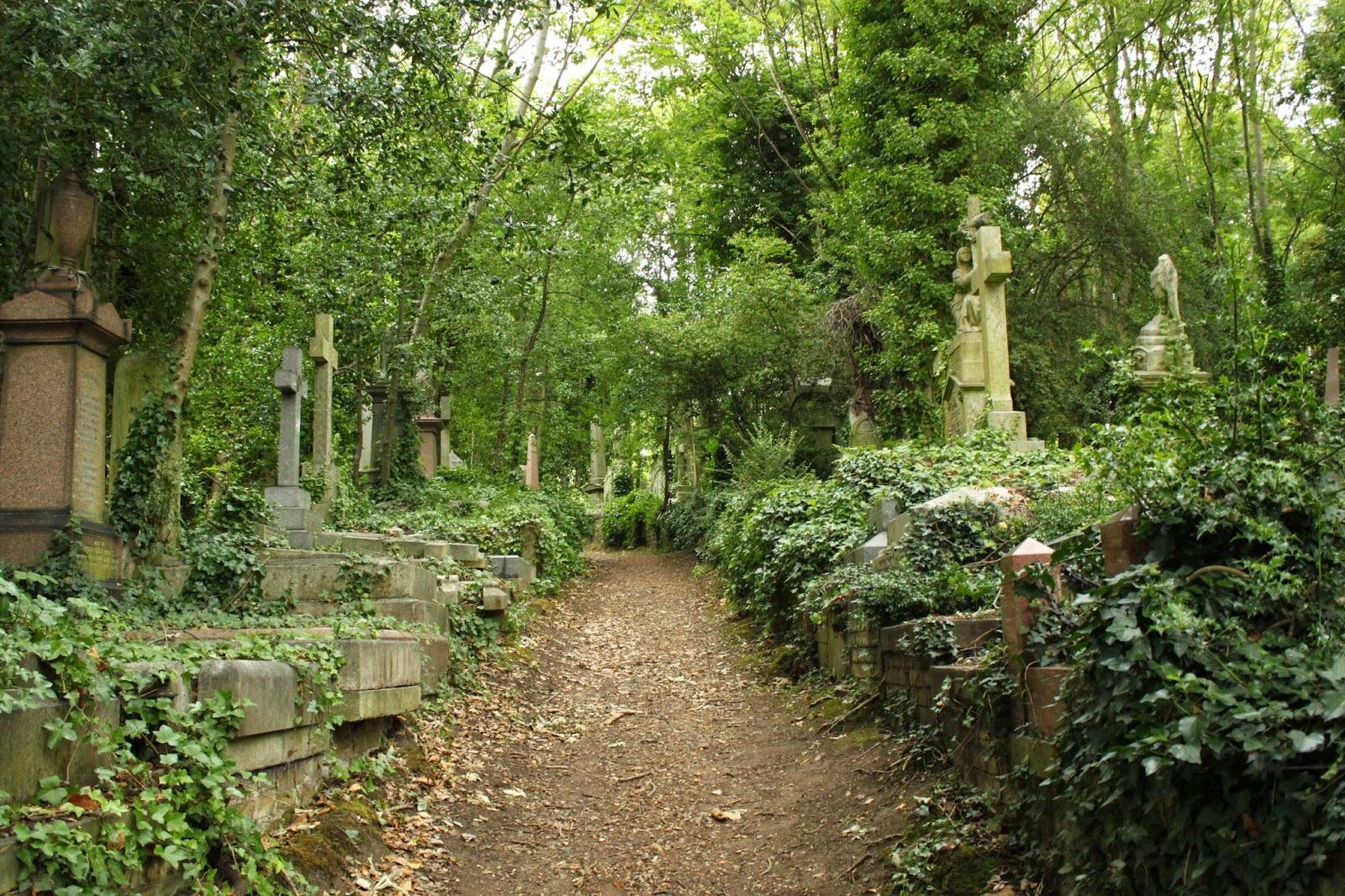 Highgate Mezarlığı 3