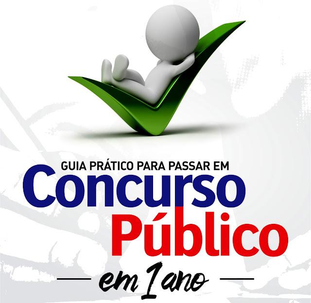 Guia Prático Para Passar em Concurso Público