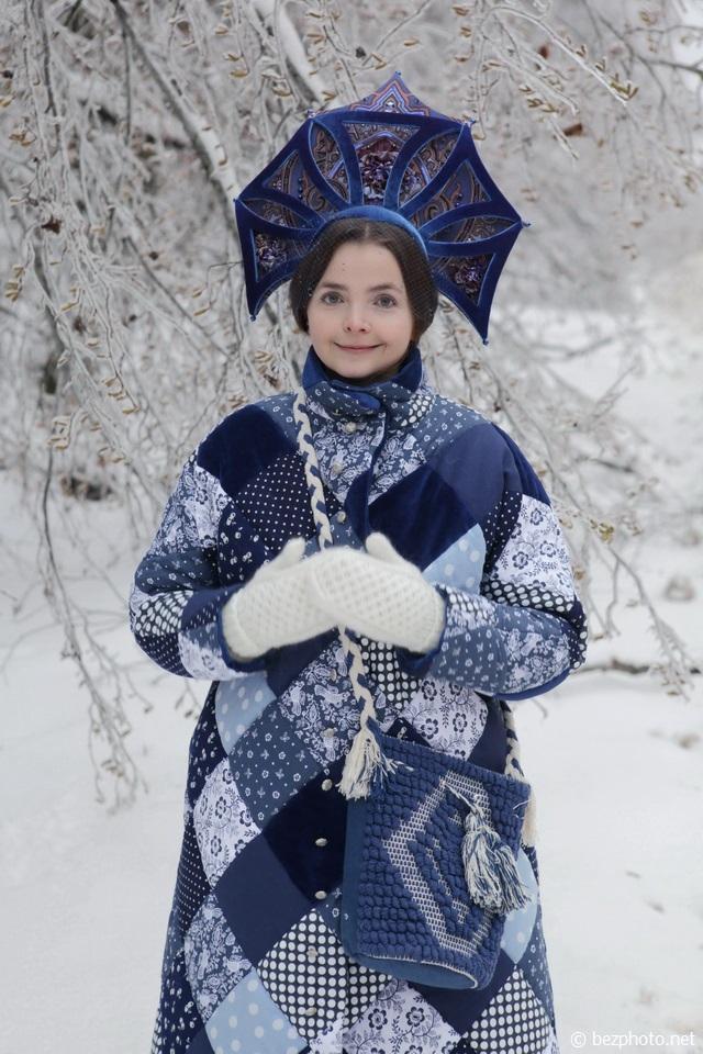 фотосессия в русском стиле фото