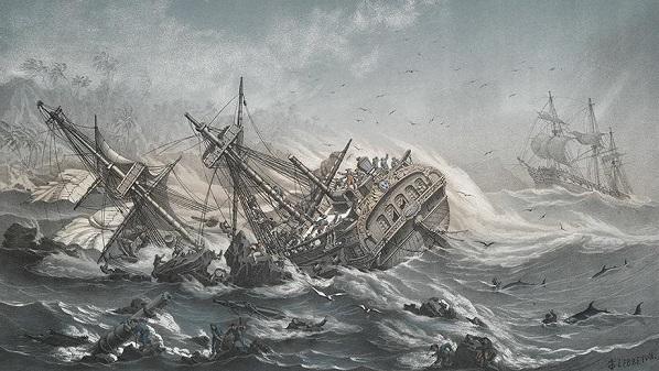 Un nouvel indice sur l'expédition disparue de La Pérouse