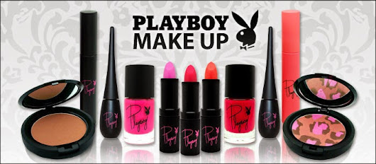 Collaborazione Playboy Make up UK