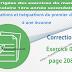Correction - Exercice 07 page 208 - Equations et inéquations du premier degré à une inconnue