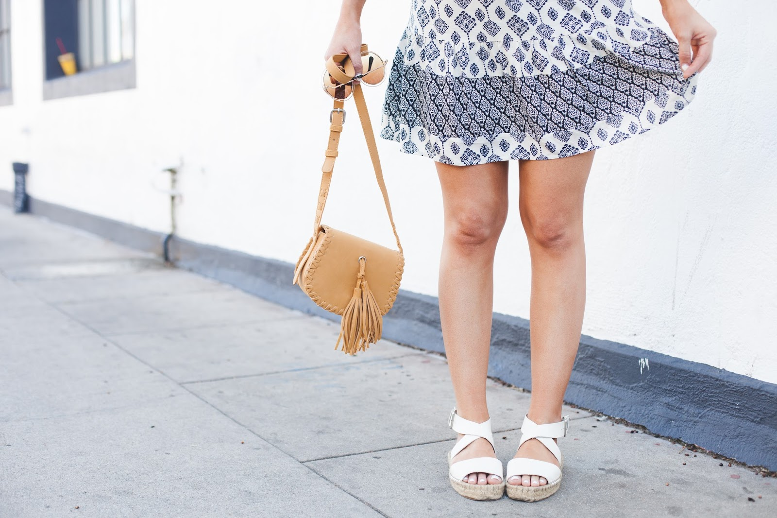 Boho Vibes with Espadrilles - My Cup of Chic