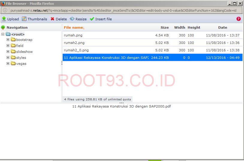 Cara Upload Dan Menciptakan Link File Pdf Di Drupal | KOMP