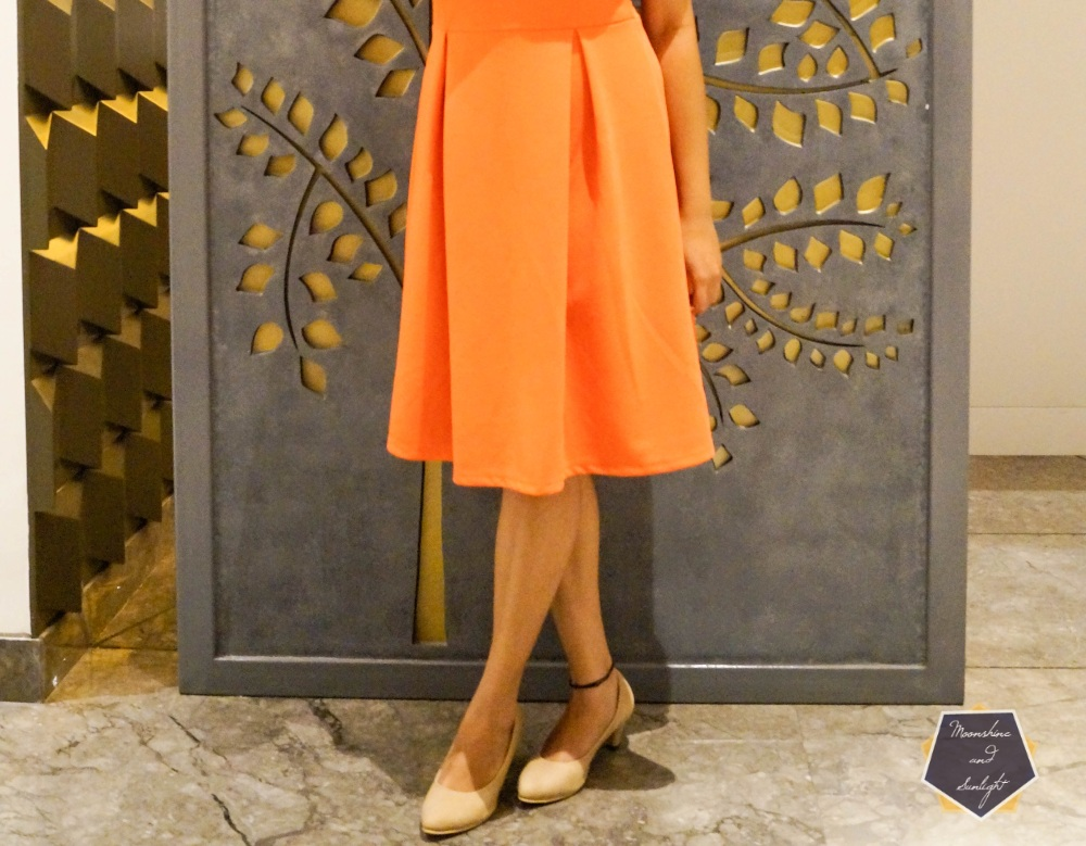 Indian Fashion blogger Grand mercure mysore