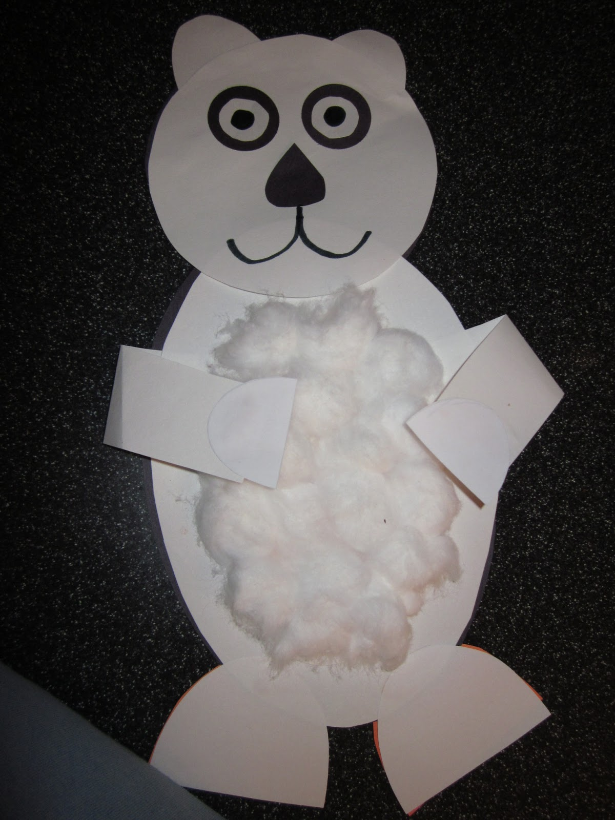 First Grade Fairytales Polar Bears Amp Penguins Crafts And