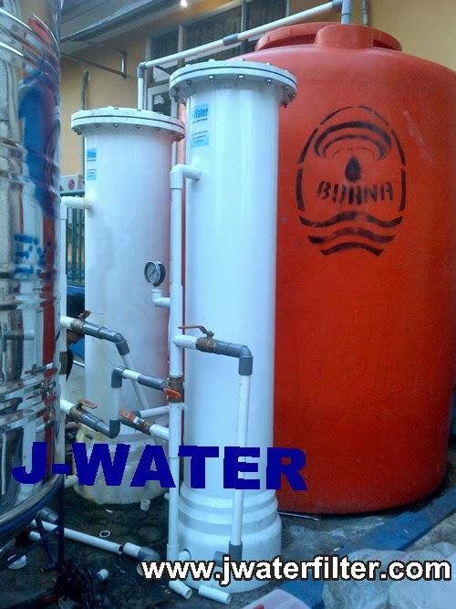 Alat Pembersih Dan Pelembut Air
