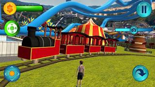 Game Water Slide Downhill Rush Mod Apk1