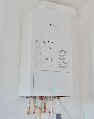 tipos calderas instalaciones gas Zaragoza