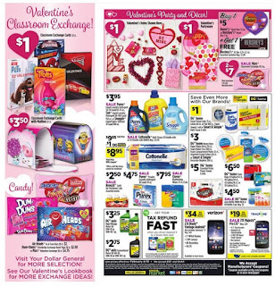 Dollar General Weekly Ad February 4 - 10, 2018