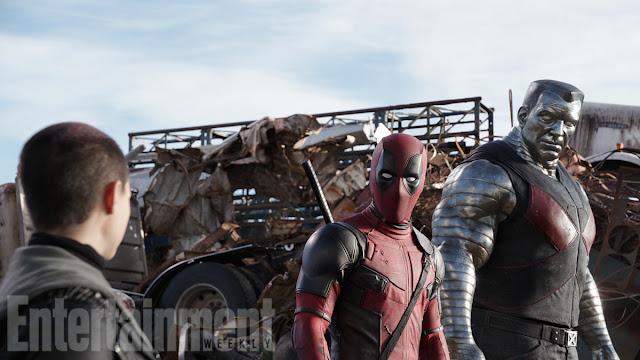 Deadpool | Descrição de personagens, featurette e clipe inédito da adaptação