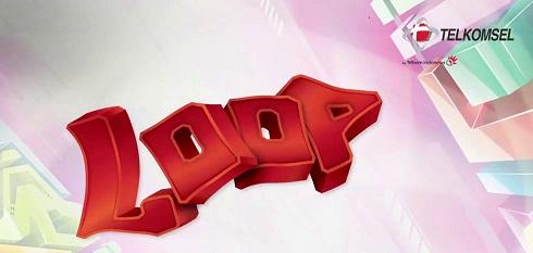Paket Internet Telkomsel Khusus Weekend Dari LOOP 5 Ribu Dapat 600MB
