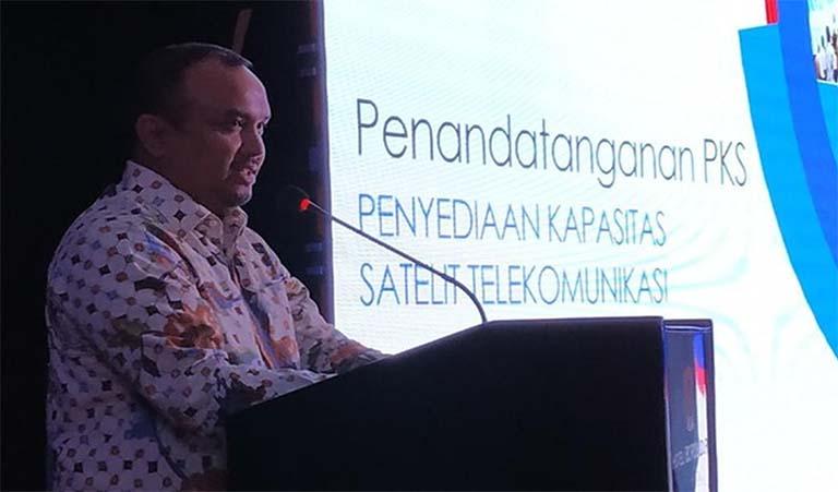 Kabarnya Indonesia Akan Memiliki Satria Untuk Layanan Internet Cepat