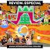PROGRAMAÇÃO ESPECIAL REVIEW - ARATSUBO & VS ARASHI 3H SP: 03/01/2019