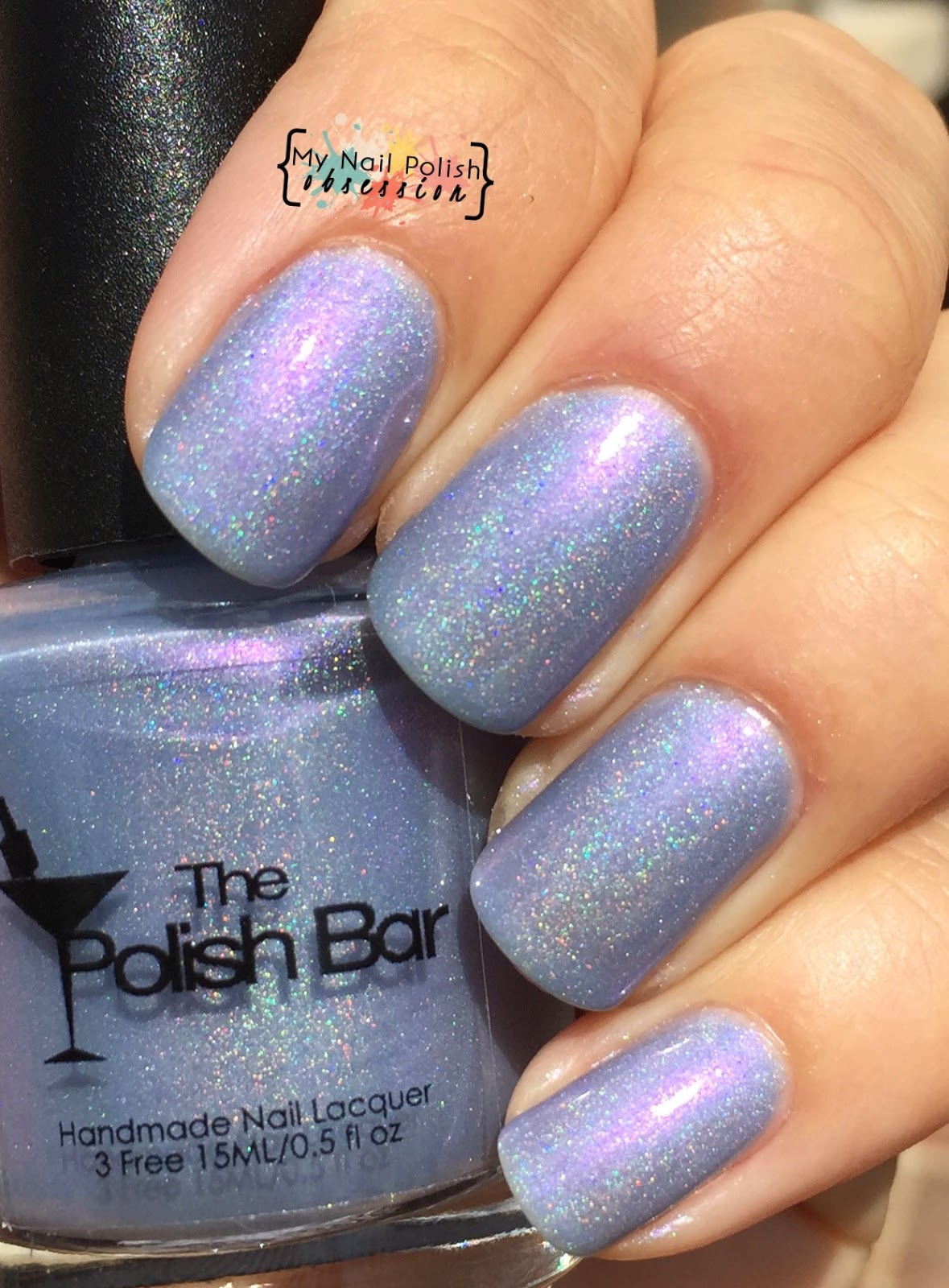 Addicted to Holos Indie Box The Polish Bar End of the Rainbow