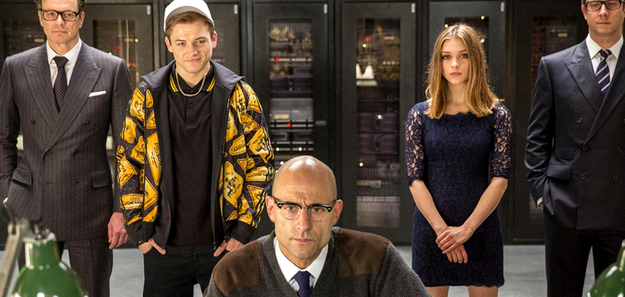 Trailer Nou: Kingsman The Secret Service