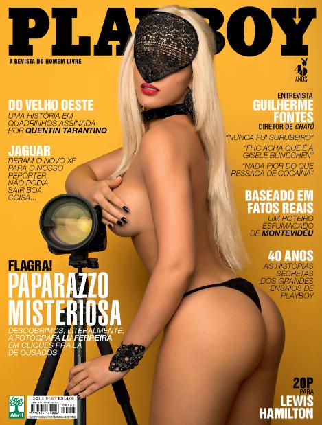 Playboy December - Mysterious Paparazzo
