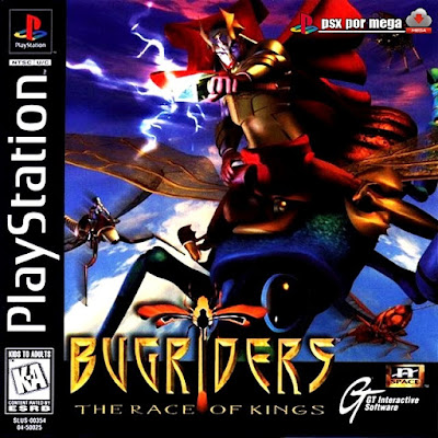 descargar bugriders the race of kings psx mega
