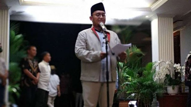 Dahnil Anzar Pamit dari Jabatan Ketua PP Muhammadiyah
