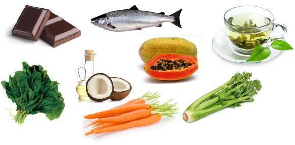 8 makanan sehat untuk kulit