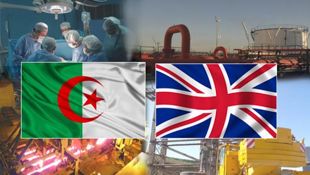 فرصة الجزائر لبناء قاعدة استثمارية قوية مع المملكة المتحدة