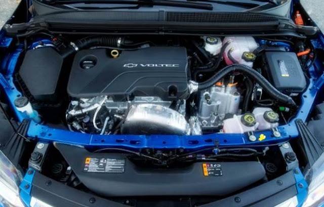 2018 Chevy Volt Redesign