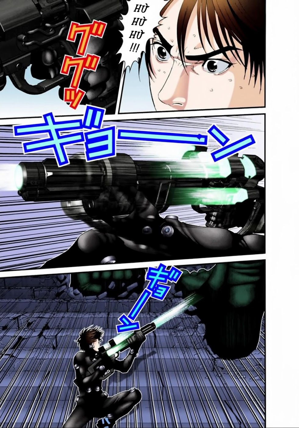 Gantz Chap 64: Chiến đấu trang 14