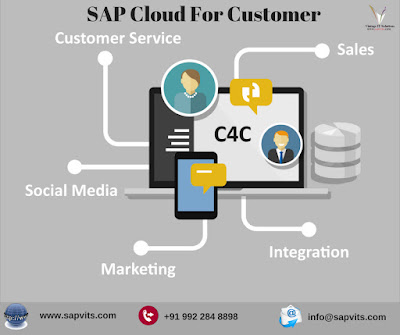 SAP  CLOUD FOR CUSTOMER ONLINE TRAINING