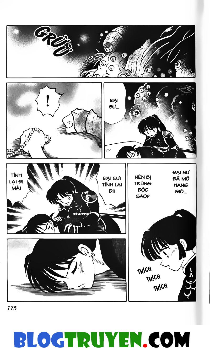 Inuyasha vol 27.10 trang 7
