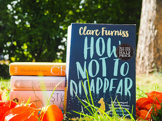how-not-to-disappear-buch-clare-furniss-book-herbstbuecher
