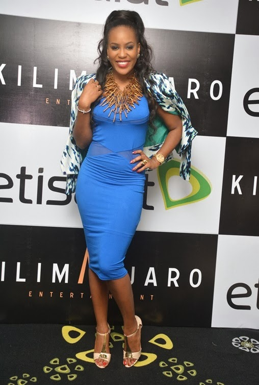 Mary J Blige Dazzles fans at the Etisalat-sponsored Sisters with