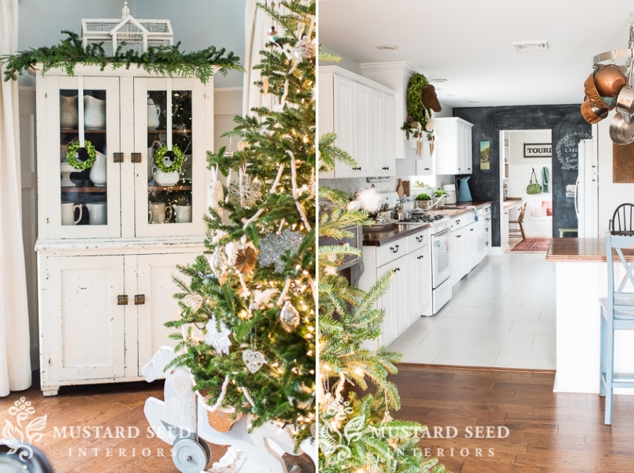 wystrój wnętrz, wnętrza, urządzanie mieszkania, dom, home decor, dekoracje, aranżacje, Święta, Boże Narodzenie, Christmas, świąteczne dekoracje, decorations, home tour, kuchnia, kitchen