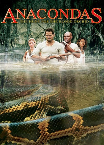 Anacondas The Hunt for the Blood Orchid 2004 Bluray Download