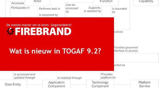 Wat is er nieuw in TOGAF 9.2?